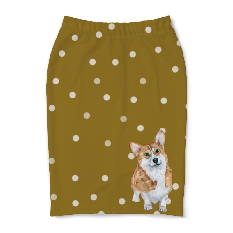 Юбка-карандаш Printio Моя любимая собака clever моя любимая еда л фадеев