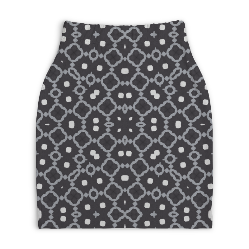 Юбка-карандаш укороченная Printio Returnal юбка карандаш укороченная printio ван гог