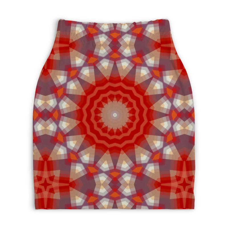 Юбка-карандаш укороченная Printio Sihaya юбка в складку printio sihaya