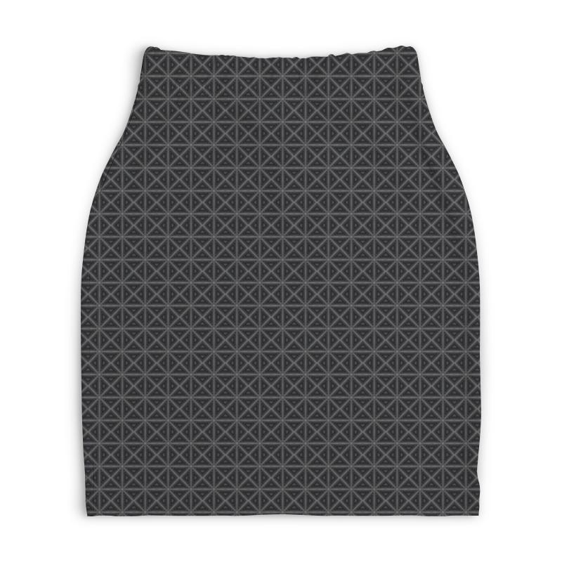 Юбка-карандаш укороченная Printio Detroit printio юбка карандаш укороченная