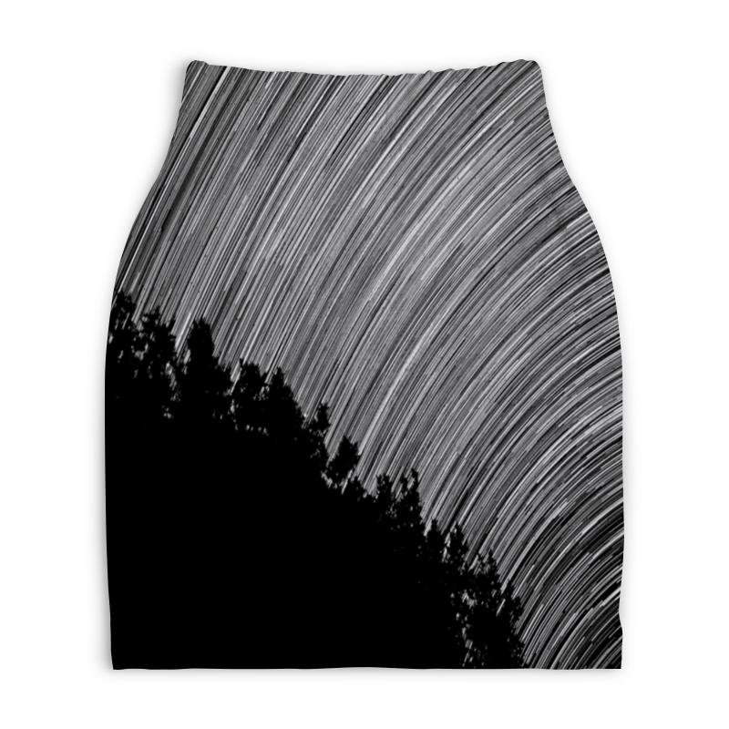 Юбка-карандаш укороченная Printio Эскиз printio юбка карандаш укороченная