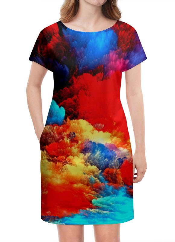 Платье летнее Printio Салют