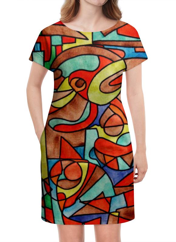 Платье летнее Printio Vm-mv[=] детский свитшот унисекс printio vm mv[ ]