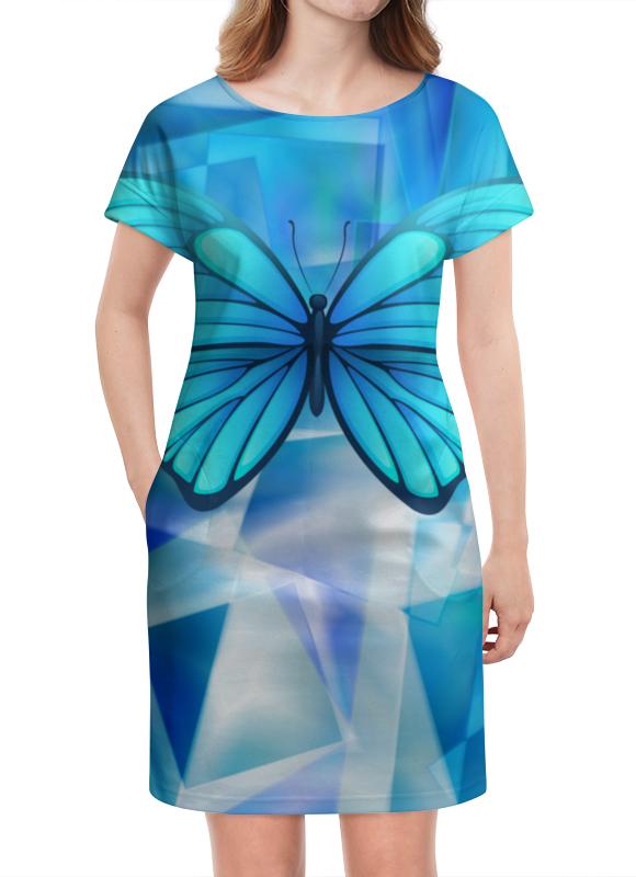 Платье летнее Printio Butterfly платье летнее printio березка