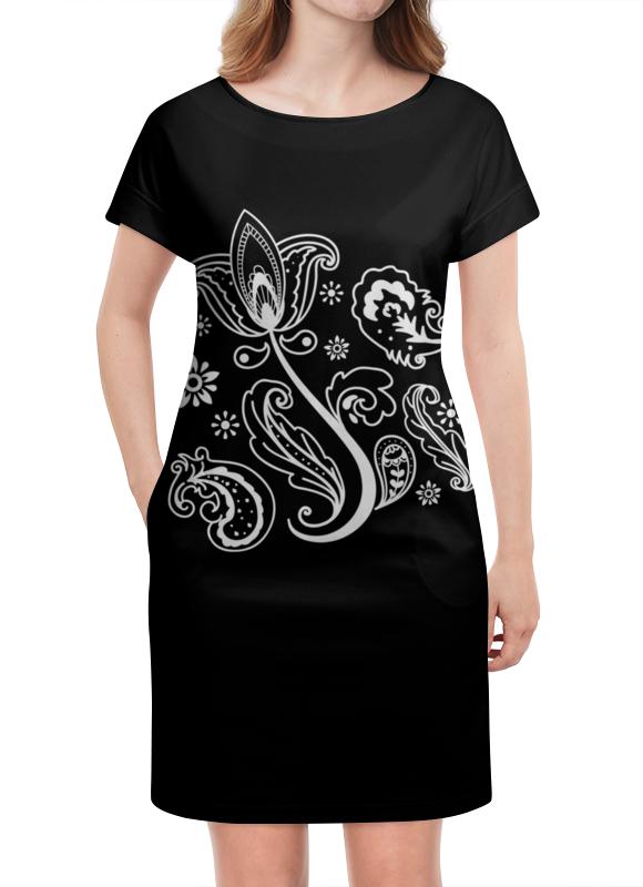Платье летнее Printio Тюльпан тюльпан geolia stresa