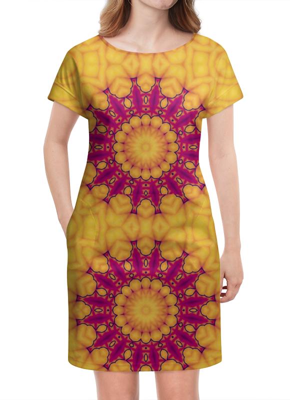 Платье летнее Printio Helicologie фартук printio helicologie