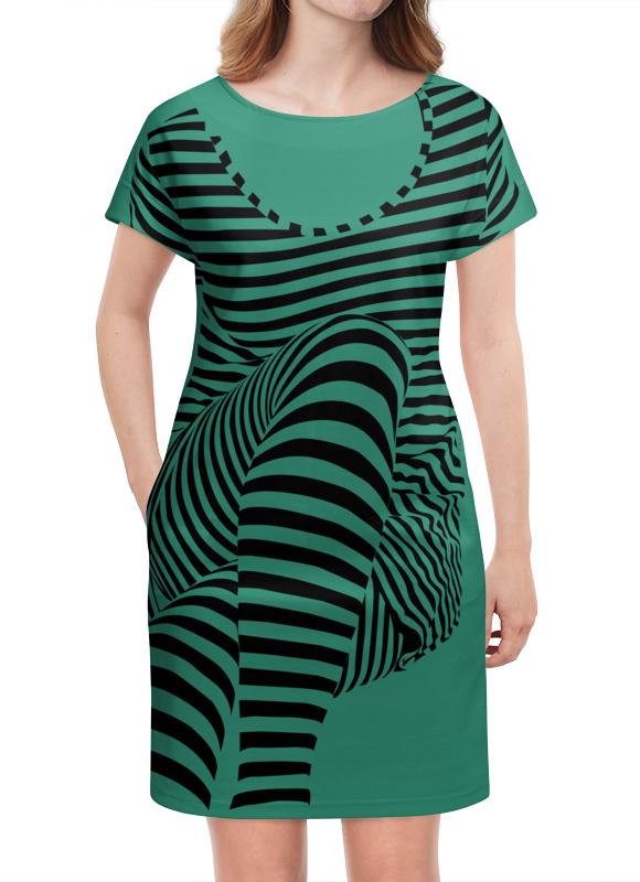 Платье летнее Printio раздвоение личности акцентуированные личности книгу цена