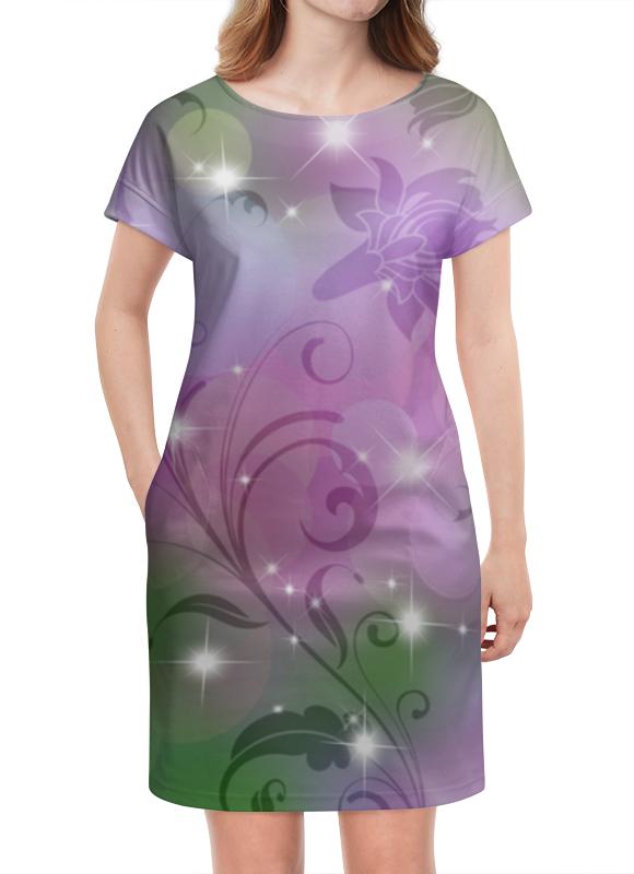 Платье летнее Printio Лилия