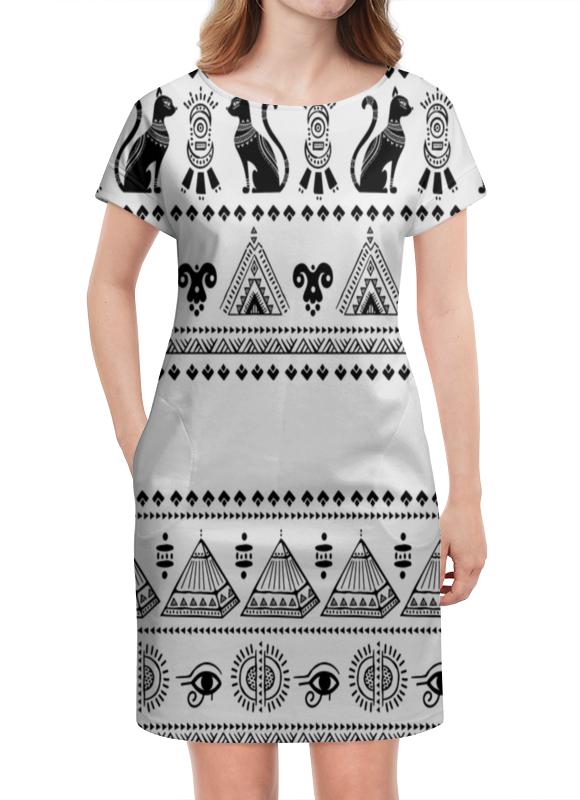 Платье летнее Printio Египет египет путеводитель выпуск 328
