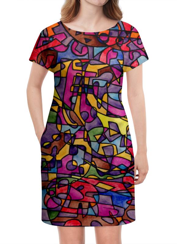 Платье летнее Printio Rrg`90`90=-= ev1234m 2di50b 90
