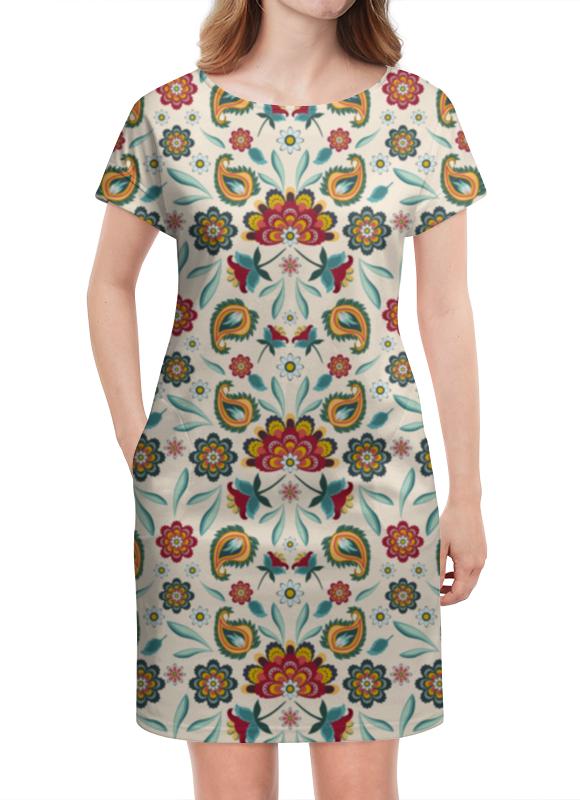 Платье летнее Printio Батик