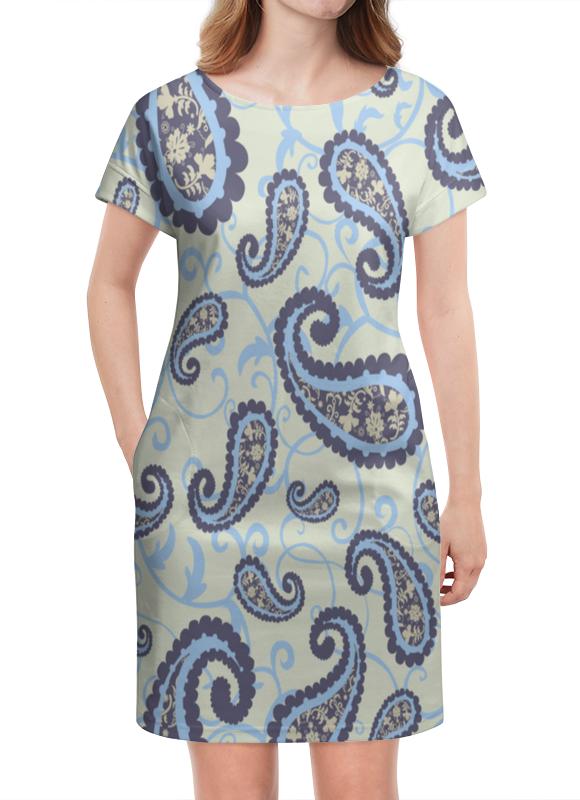 Платье летнее Printio Огурцы огурцы меленъ бочковые