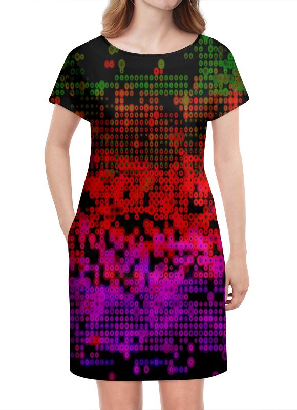 Платье летнее Printio Сверкающий шопен сверкающий мир