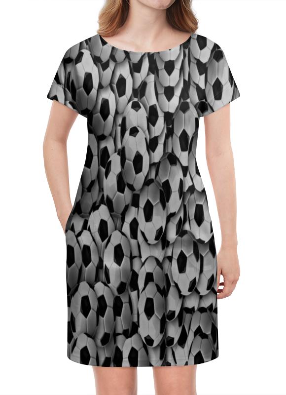 Платье летнее Printio Футбол