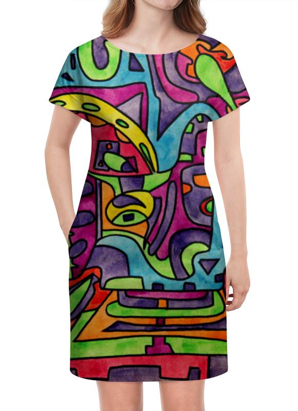 Платье летнее Printio Fp`pf-[]80