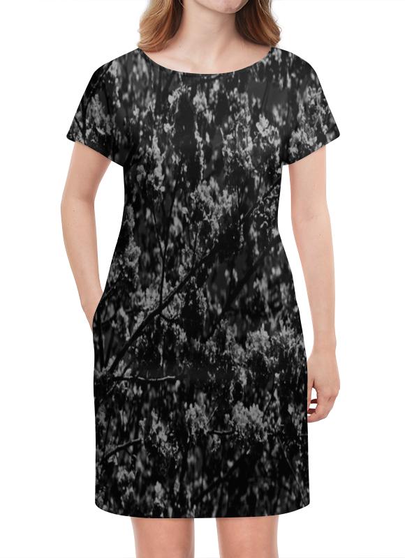 Платье летнее Printio Времена года книги издательство колибри времена года