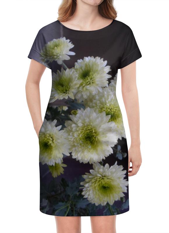 Платье летнее Printio Солнышки в тени тени чернобыля книга