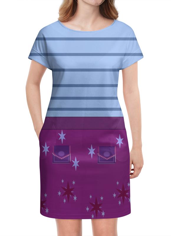 Платье летнее Printio Twilight sparkle digital series