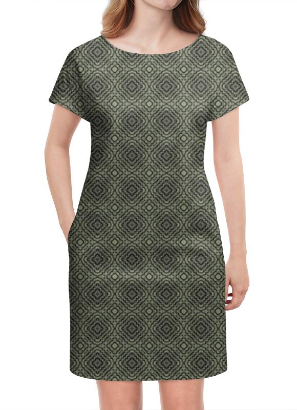 Платье летнее Printio Flux леггинсы printio flux