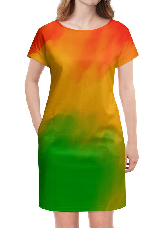 Платье летнее Printio Радужный
