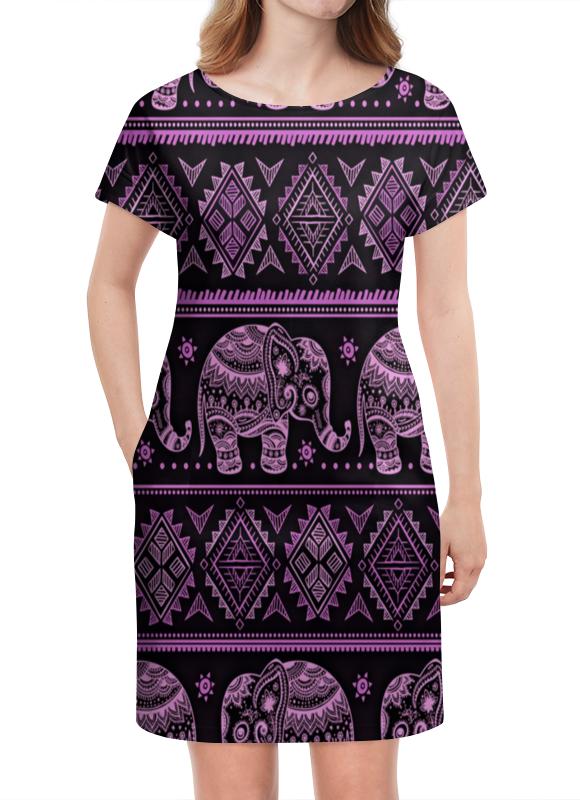 Платье летнее Printio Индия