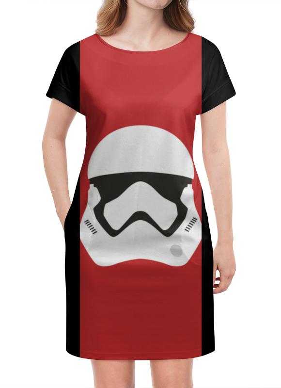 Платье летнее Printio Star wars stormtrooper / звездные войны штурмовик star wars stormtrooper b3838