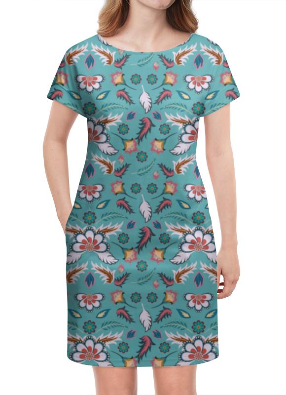 Платье летнее Printio Батик каталог батик 2014