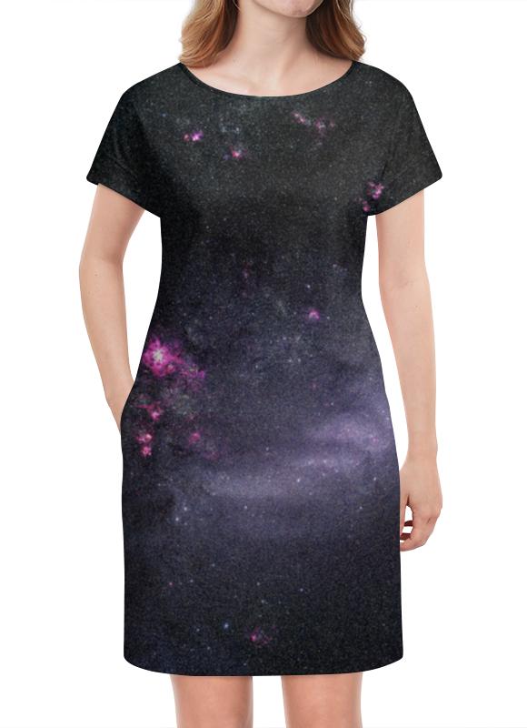 Платье летнее Printio Вселенная платье летнее в москве