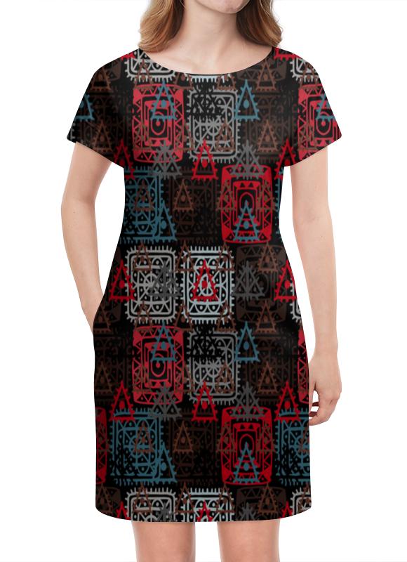 Платье летнее Printio Графический орнамент графический планшет wacom intuos art pen