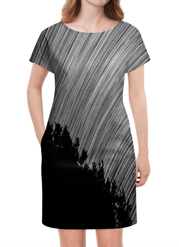 Платье летнее Printio Эскиз