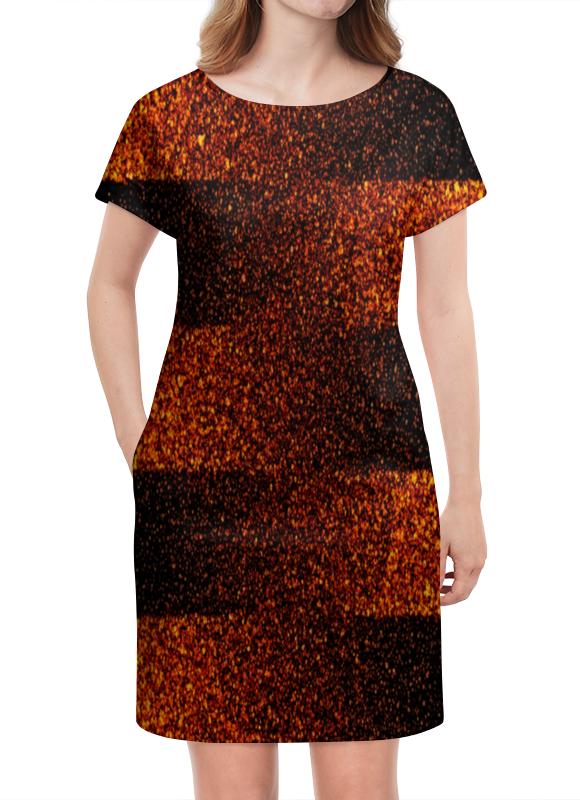 где купить Платье летнее Printio Полосы блеска по лучшей цене