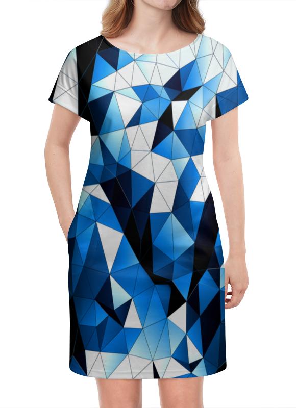 Платье летнее Printio Стекла цветные 100 грамовые стеклянные бутылочки из стекла цветные