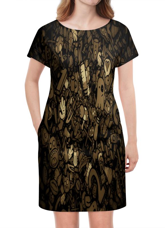 Платье летнее Printio Игрушки