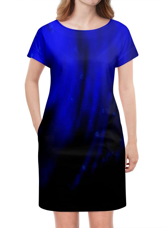 Платье летнее Printio Бездна