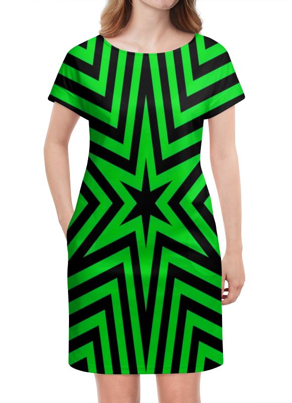 Платье летнее Printio Звезда