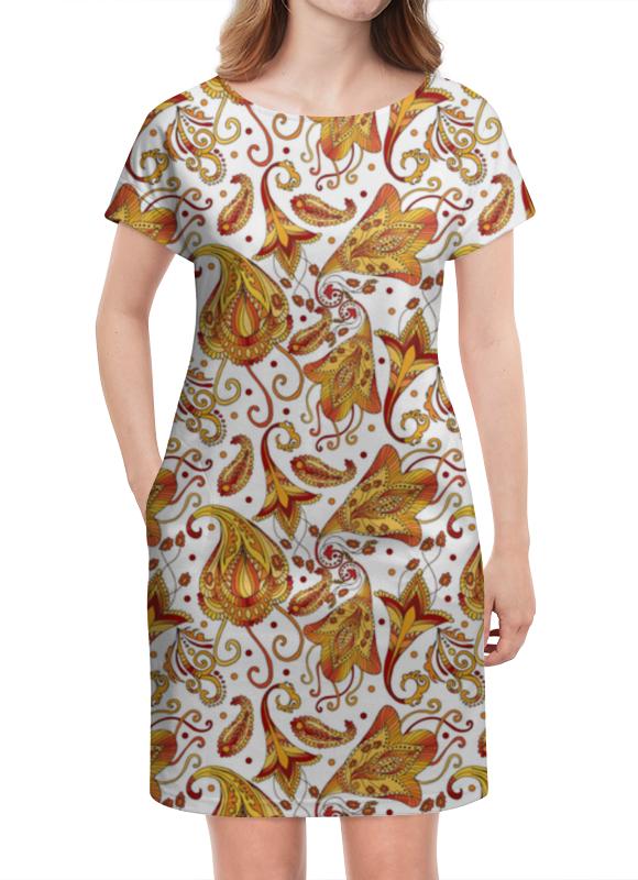 Платье летнее Printio Восточный узор