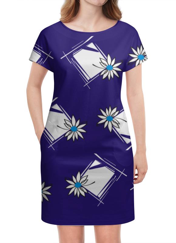 Платье летнее Printio Ромашка платье летнее в москве
