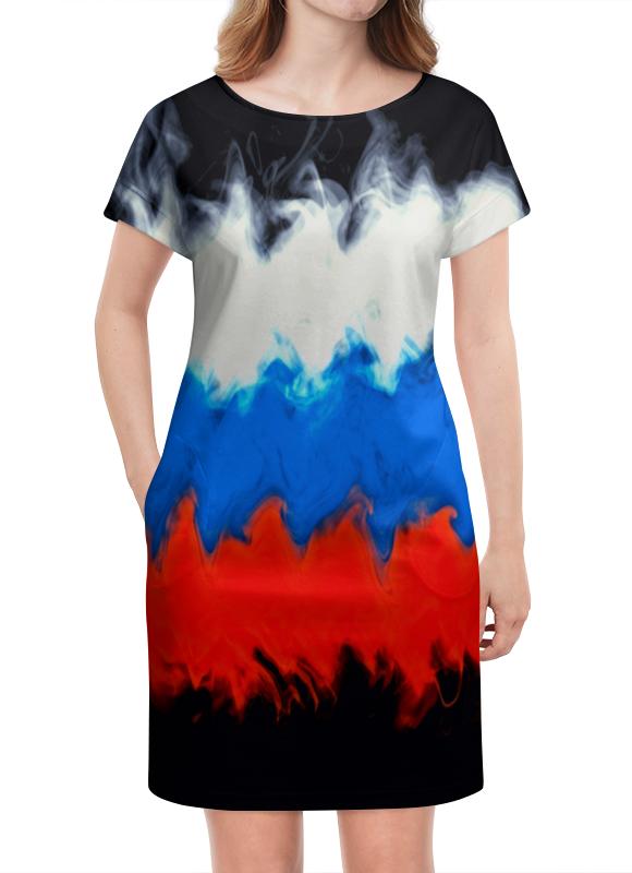 Платье летнее Printio Русский