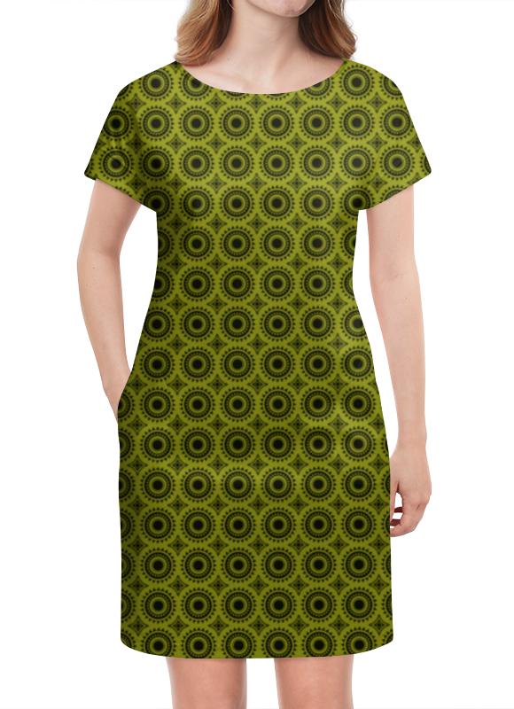 Платье летнее Printio Орнамент рубашки футболки для детей