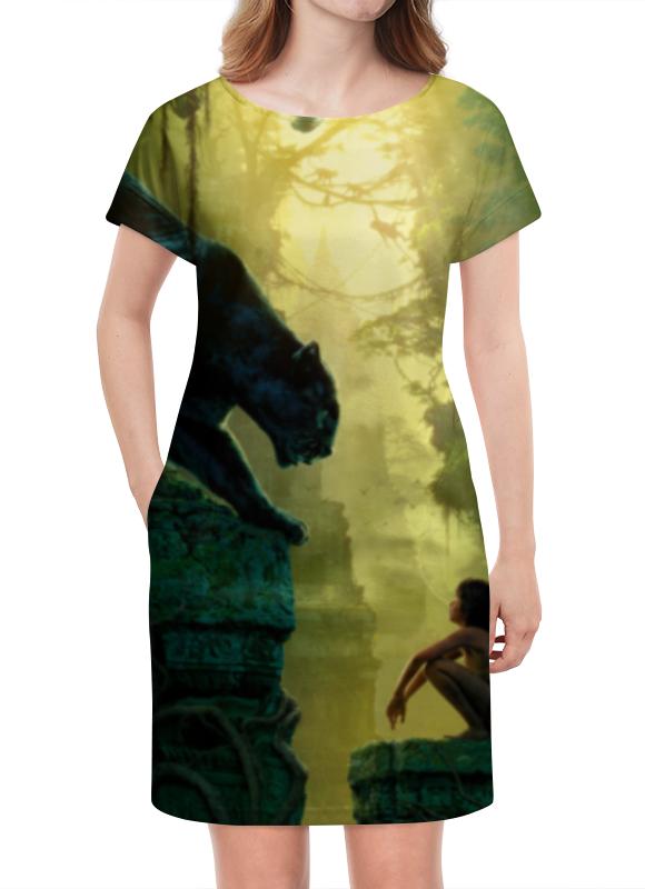 Платье летнее Printio Маугли платье летнее printio пересечение