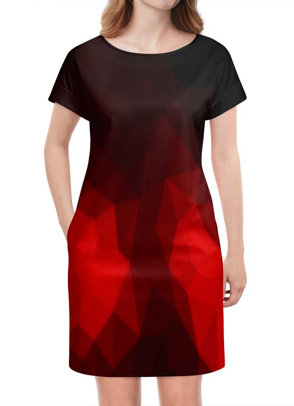 Платье летнее Printio Текстура
