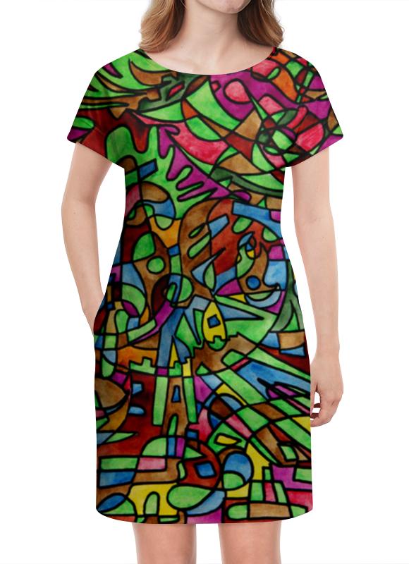Платье летнее Printio S`s`s-0.w evan picone new turquoise three button crepe blazer 6 $129 dbfl