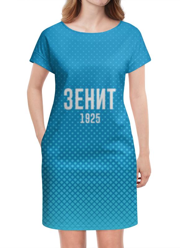 Платье летнее Printio Зенит евгений лапутин википедия