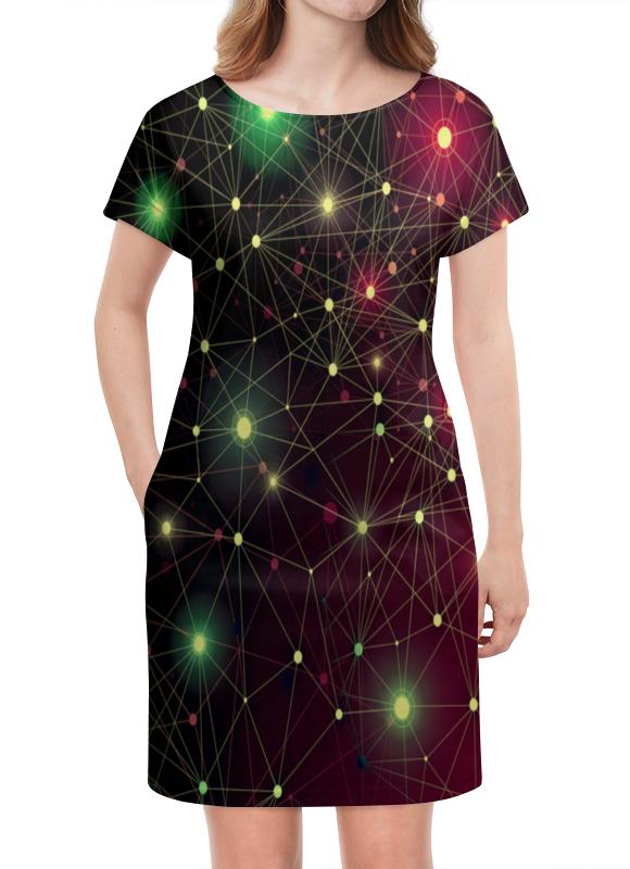 Платье летнее Printio Созвездие