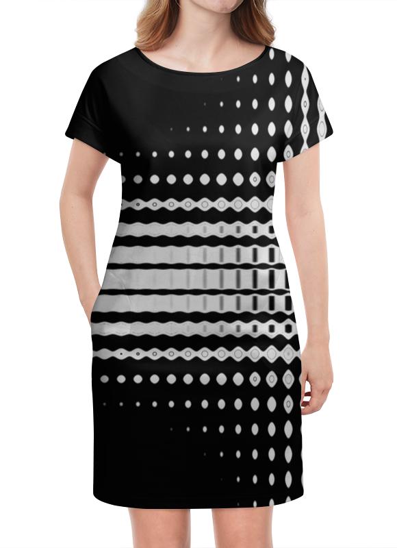 Платье летнее Printio Узоры
