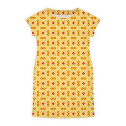 "Платье летнее ""Haiku"" - арт, узор, абстракция, фигуры, текстура"