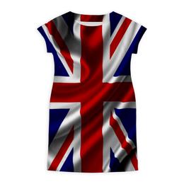 """Платье летнее """"Британский Флаг"""" - великобритания, britain"""