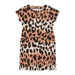 """Платье летнее """"Леопардовый"""" - животные, кошки, леопард, леопардовый"""