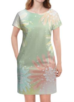 """Платье летнее """"Нежность весны"""" - арт, нежность, sweetspring"""