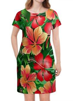 """Платье летнее """"Сад цветов"""" - цветочки, природа, лето, весна, цветы"""